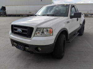 2007 Ford F-150 FX4 Off-Road Flareside