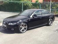 Audi A4 2.0TDI ( 120PS ) 2009MY S Line FINANCE AVAILABLE WITH NO DEPOSIT NEEDED