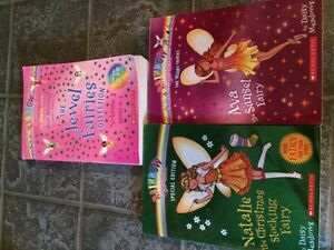 3 Rainbow Magic Books