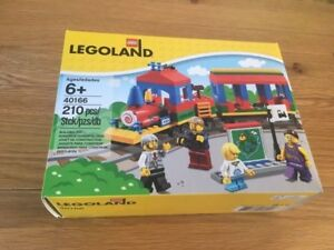 LEGO - New LegoLand Train Set 40166 - New in Sealed BoxRare