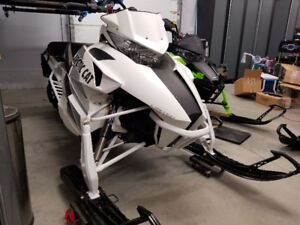2013 Arctic Cat M800 LTD 153