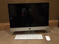 """Apple iMac 27"""", 3.1Ghz i5, 20GB RAM, 500GB SSD, 1TB Storage"""