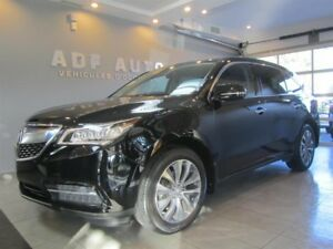 Acura MDX SH-AWD NAVIGATION PACKAGE 2016
