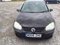 VW Golf 1.4S **CHEAP**