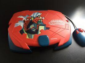 Kids Spider-Man laptop