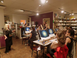 Wine and Painting Fun Parties! St. John's Newfoundland image 3