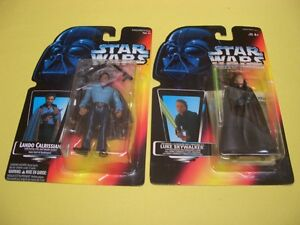 (12) STAR WARS POTF/EPISODE 1 FIGURES FROM 1995, 1996 AND 1999 London Ontario image 6