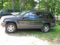 1999 Jeep Grand Cherokee VUS