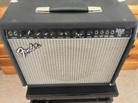 Fender Deluxe 112 plus guitar amp (USA made)
