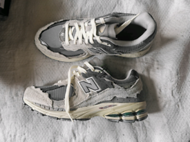 New balance 2002r protection pack size uk 6 brand new rain cloud col