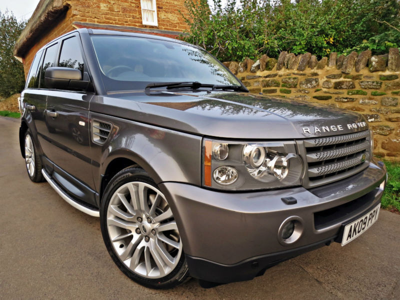 2009 RANGE ROVER SPORT 2.7 TDV6 HSE AUTO. CAM-BELT REPLACED !!