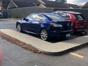 Mazda 3 BL SP25 Blue 6 Speed Manual Luxury