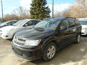 2012 Dodge Journey SE Plus $5950 Certified and Etested