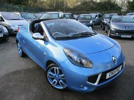 2011 RENAULT WIND ROADSTER GT LINE TCE CONVERTIBLE CONVERTIBLE PETROL