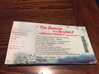 Massive Attack On The Downs - 1 Adult Ticket