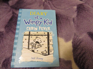 Dairy of a Wimpy Kid The Ugly Truth and Cabin Fever