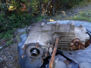 Ford manual shift 4x4 transfer case