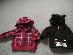 Hoodies (size 3m) $5 for Both!