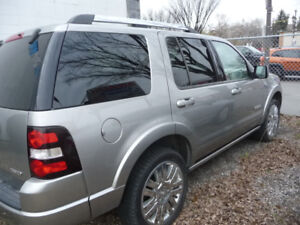 2008 Ford Explorer Limited 3rd Row Seat