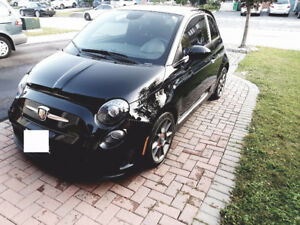 2015 Fiat 500 Abarth Coupe (2 door)