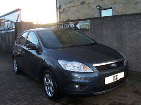 11 11 REG FORD FOCUS 1.6 16V SPORT 5DR ALLOYS AIRCON SPORTS SEATS CD LOW INS