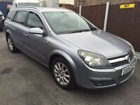 2005 Vauxhall Astra Estate 1.8 Petrol AUTOMATIC LOW MILES