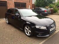 2011 Audi A4 S-Line Automatic 143Bhp New Model Full Leather