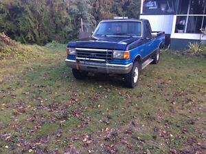 1991 Ford  f250 4x4