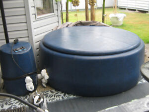 Soft Tub, HotTub with Accessories Package