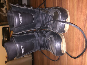 K2 Pulse Snowboard Boots Size 10