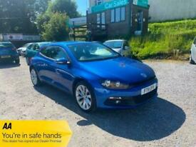 image for 2011 Volkswagen Scirocco GT COUPE Petrol Manual