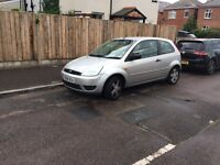 Ford Fiesta 1.4 £600 open to offers!