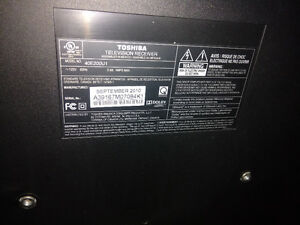 Looking to buy 40' Toshiba LCD TV