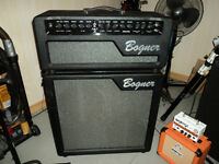 Bogner Alchemist head and matching cabinet...possible trades.