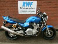 Yamaha XJR 1300, 2007, ONLY 2 OWNERS & 7,176 MILES, EXCELLENT ORIGINAL COND