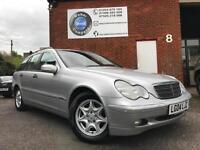 Mercedes-Benz C220 2.1 CDI Classic SE -- FULL SERVICE -- AUTO -- ESTATE