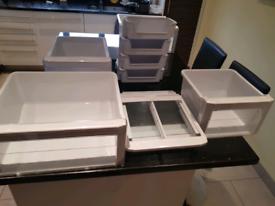 American fridge Freezer Shelves