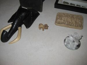 Miscellaneous Lot of Elephant Collectibles - $40.00 obo Kitchener / Waterloo Kitchener Area image 6