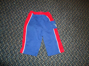 Boys Size 3/6 Months Cotton Pants