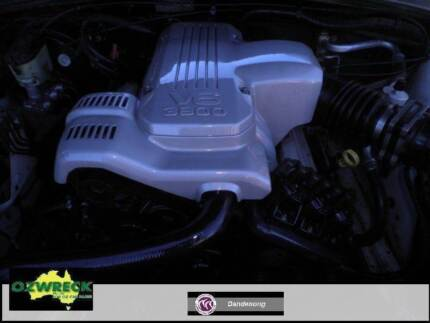 HOLDEN COMMODORE VX V6 3.8L COMPLETE ENGINE - 6 MONTHS WARRANTY Dandenong Greater Dandenong Preview