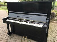 Welmar Upright Piano |black case | Belfast Pianos |Free Delivery |