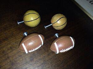 Sports knobs