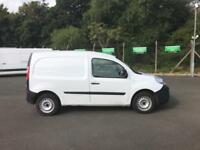 Renault Kangoo ML19 DCI 75 BUSINESS VAN DIESEL MANUAL WHITE (2015)