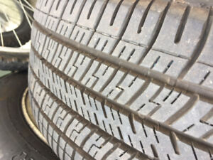 Awesome deal - Complete set of BMW Tires&Rims