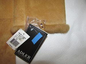 ADLER Camel Suede Coat - XL Gatineau Ottawa / Gatineau Area image 4