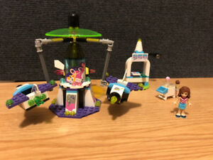 LEGO Friends - Amusement Park Space Ride 41128