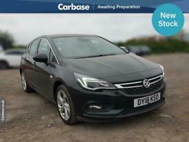 image for 2018 Vauxhall Astra 1.4T 16V 150 SRi Nav 5dr HATCHBACK Petrol Manual