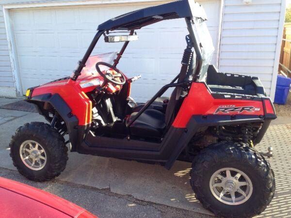 Used 2012 Polaris RZR 800s