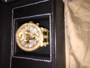 Joe rodeo gold with diamonds