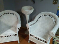 Whicker Chairs